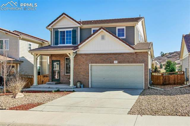 1850 Candleglow Street, Castle Rock, CO 80109 (#9393398) :: The Gold Medal Team with RE/MAX Properties, Inc