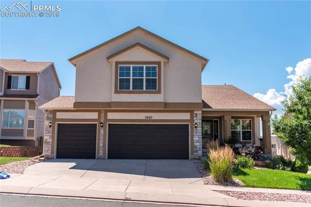 7047 Wagon Ridge Drive, Colorado Springs, CO 80923 (#9395007) :: Tommy Daly Home Team