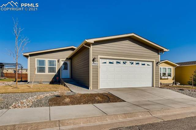 4402 Gray Fox Heights, Colorado Springs, CO 80922 (#9395497) :: The Treasure Davis Team | eXp Realty