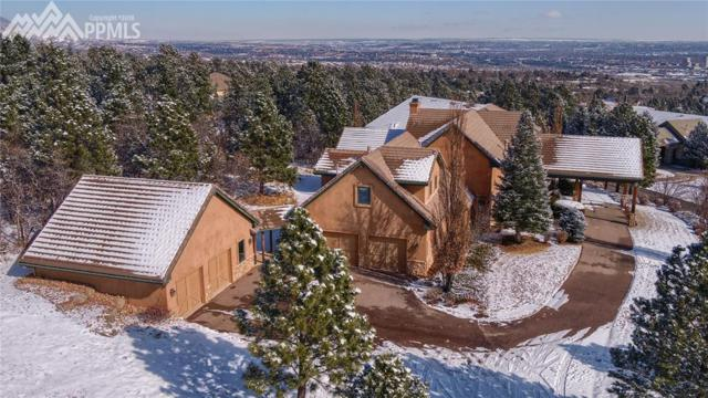 1930 Fox Mountain Point, Colorado Springs, CO 80906 (#9395995) :: The Treasure Davis Team