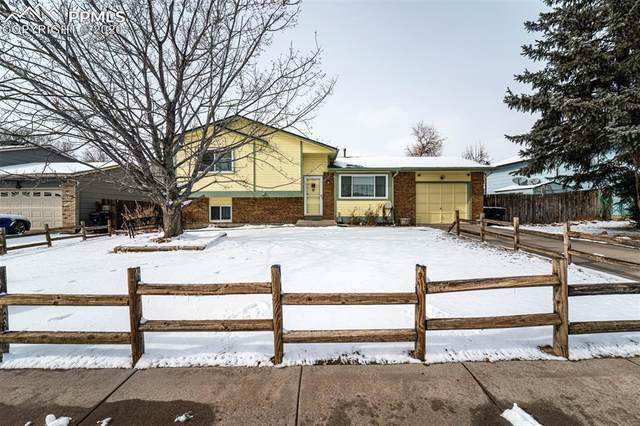 7390 Painted Rock Drive, Colorado Springs, CO 80911 (#9400803) :: Fisk Team, RE/MAX Properties, Inc.