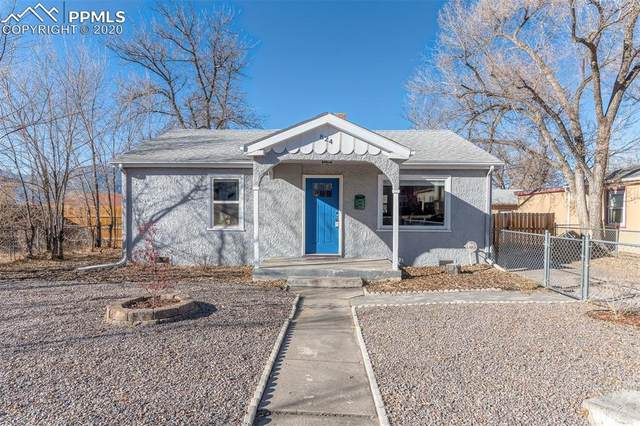 824 S Prospect Street, Colorado Springs, CO 80903 (#9401275) :: Action Team Realty
