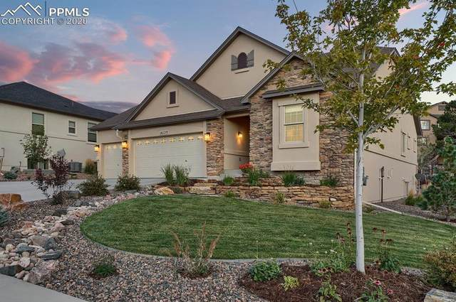 16129 Penn Central Way, Monument, CO 80132 (#9402095) :: The Treasure Davis Team