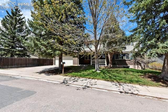 1010 Delft Drive, Colorado Springs, CO 80907 (#9402508) :: The Kibler Group