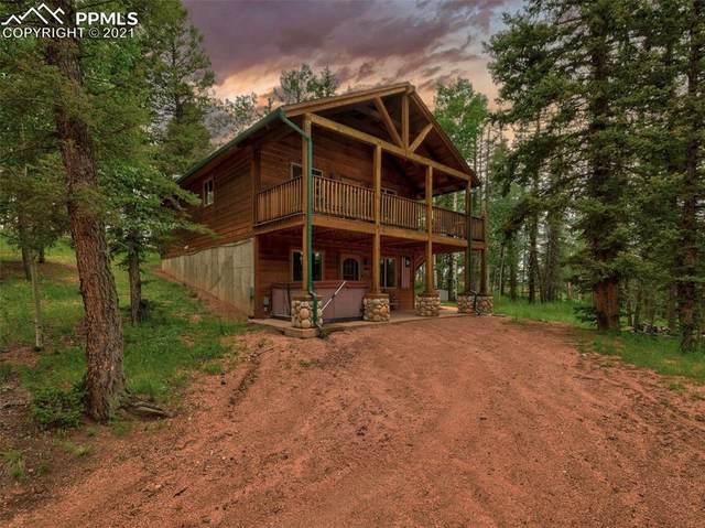 108 Spring Valley Lane, Florissant, CO 80816 (#9406823) :: Compass Colorado Realty