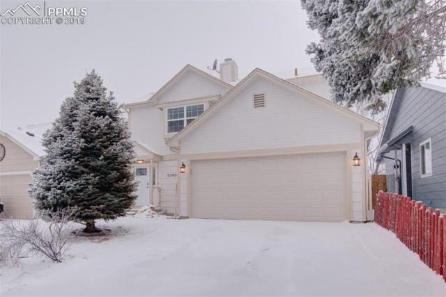 2360 Ambleside Drive, Colorado Springs, CO 80915 (#9409346) :: The Peak Properties Group