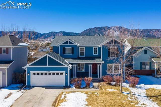 17150 Snowwood Drive, Monument, CO 80132 (#9410542) :: The Harling Team @ HomeSmart