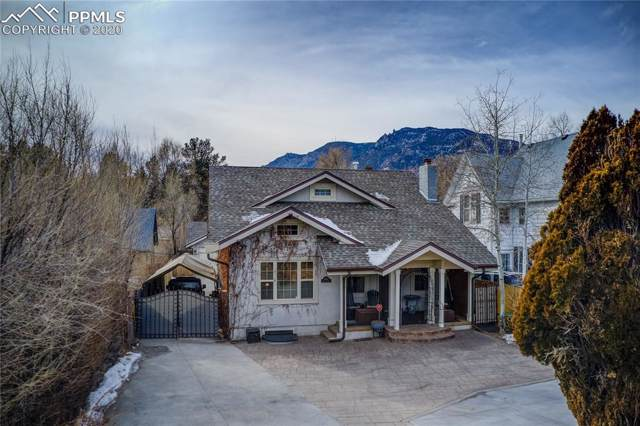 1011 Cheyenne Boulevard, Colorado Springs, CO 80905 (#9410911) :: The Kibler Group