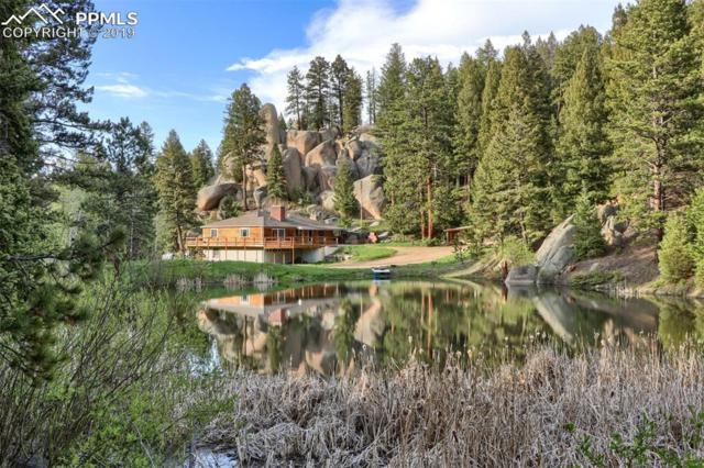 60 N County 67 Highway, Sedalia, CO 80135 (#9410927) :: 8z Real Estate