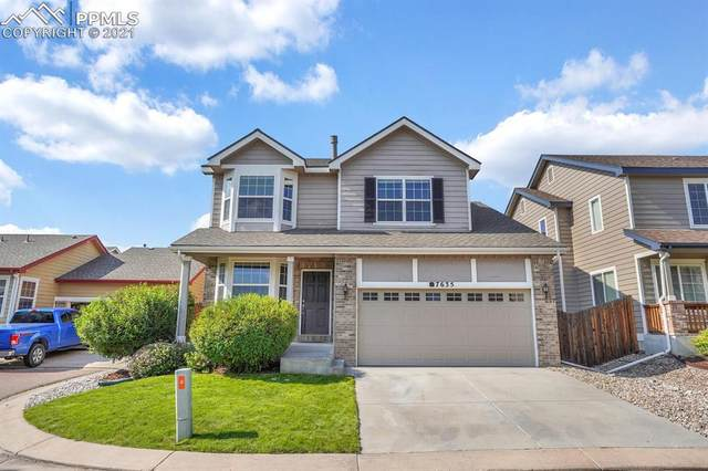 7635 Shimmer Circle, Colorado Springs, CO 80922 (#9413732) :: Fisk Team, eXp Realty