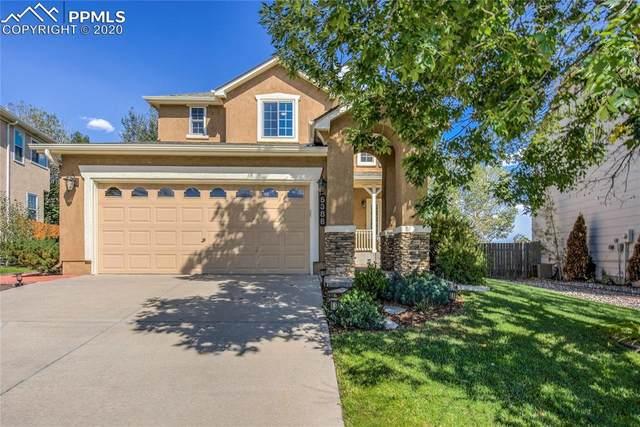 5388 Rose Ridge Lane, Colorado Springs, CO 80917 (#9414748) :: 8z Real Estate
