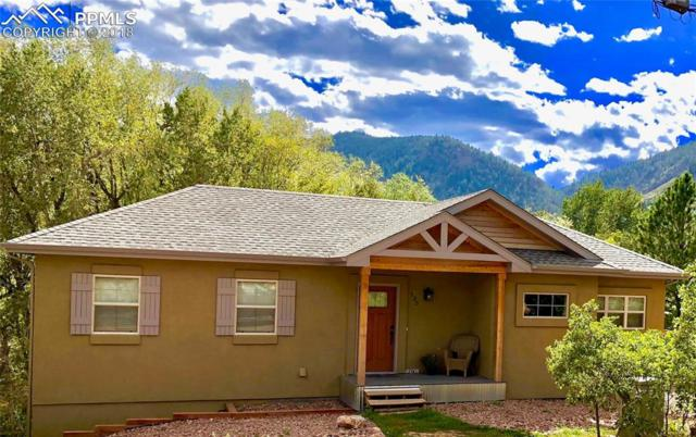 135 Walnut Avenue, Palmer Lake, CO 80133 (#9416528) :: Jason Daniels & Associates at RE/MAX Millennium