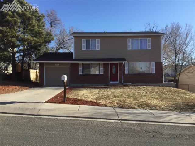 2215 Pepperwood Drive, Colorado Springs, CO 80910 (#9423481) :: Jason Daniels & Associates at RE/MAX Millennium