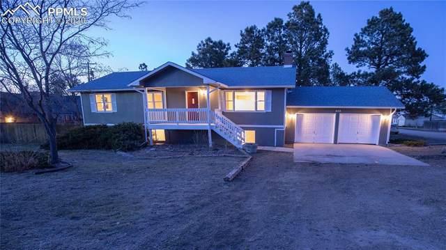 333 8th Street, Calhan, CO 80808 (#9425326) :: Fisk Team, RE/MAX Properties, Inc.
