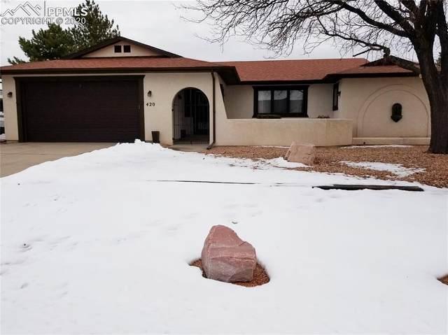 420 W Mangrum Drive, Pueblo West, CO 81007 (#9426167) :: 8z Real Estate