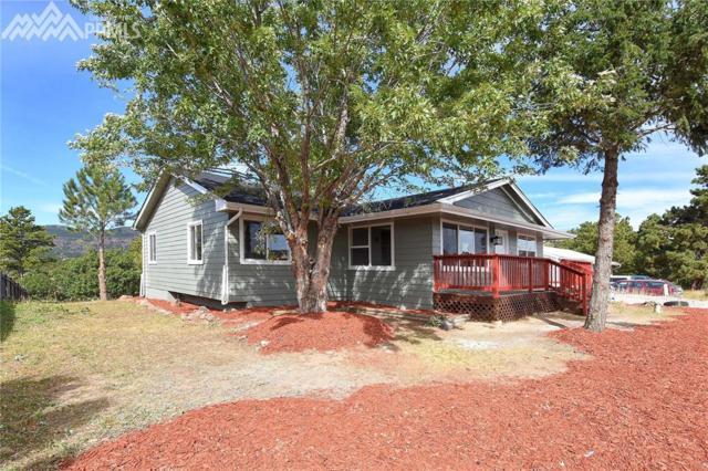 748 Westward Drive, Palmer Lake, CO 80133 (#9427913) :: 8z Real Estate