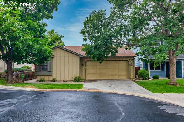 840 Spinner Court, Colorado Springs, CO 80910 (#9427998) :: CC Signature Group