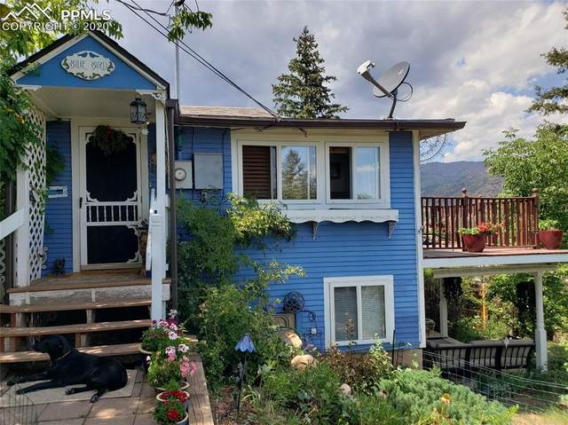 918 High Road, Manitou Springs, CO 80829 (#9428757) :: The Daniels Team