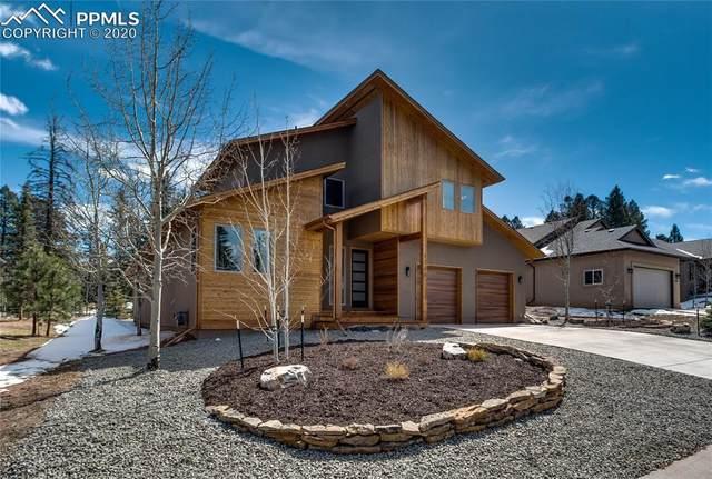 1125 Ptarmigan Drive, Woodland Park, CO 80863 (#9429381) :: Colorado Home Finder Realty