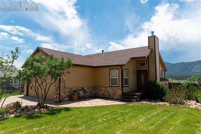 728 Westward Lane, Palmer Lake, CO 80133 (#9429712) :: Tommy Daly Home Team