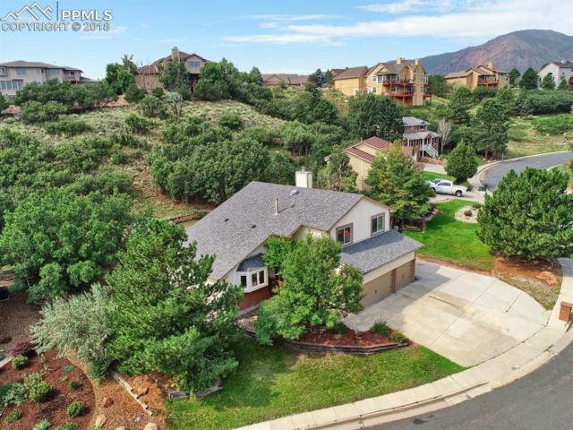 7158 Oak Valley Drive, Colorado Springs, CO 80919 (#9432033) :: The Treasure Davis Team