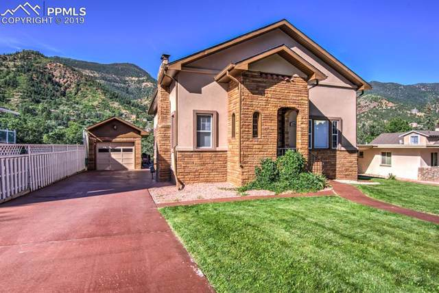 28 Washington Avenue, Manitou Springs, CO 80829 (#9433944) :: The Treasure Davis Team