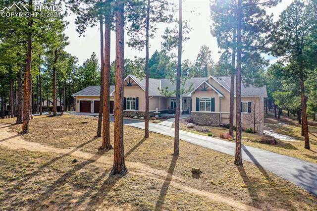 16092 Timber Meadow Drive, Colorado Springs, CO 80908 (#9434416) :: The Gold Medal Team with RE/MAX Properties, Inc