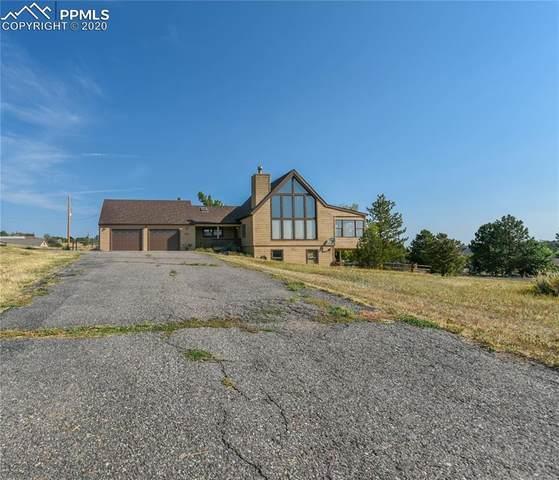 343 E Turf Lane, Castle Rock, CO 80108 (#9435508) :: 8z Real Estate