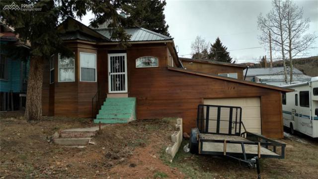 114 Bison Street, Cripple Creek, CO 80813 (#9436454) :: 8z Real Estate