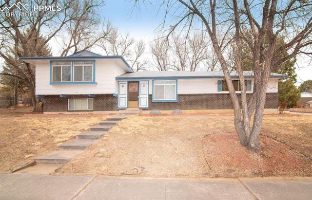 205 S Chelton Road, Colorado Springs, CO 80910 (#9437035) :: The Kibler Group