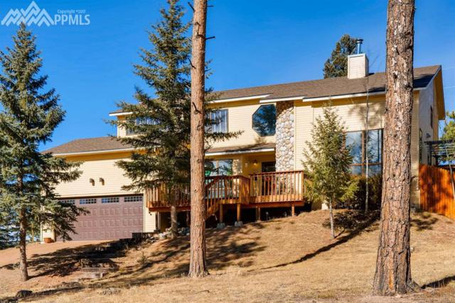 600 W Lovell Gulch Road, Woodland Park, CO 80863 (#9440662) :: 8z Real Estate