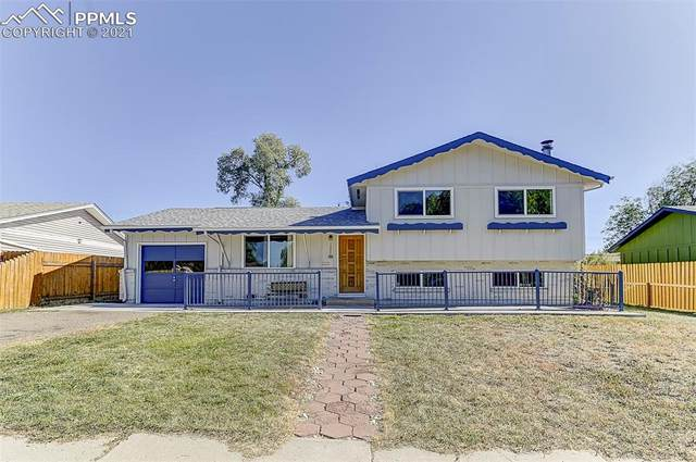 1223 Royale Drive, Colorado Springs, CO 80910 (#9441881) :: The Gold Medal Team with RE/MAX Properties, Inc