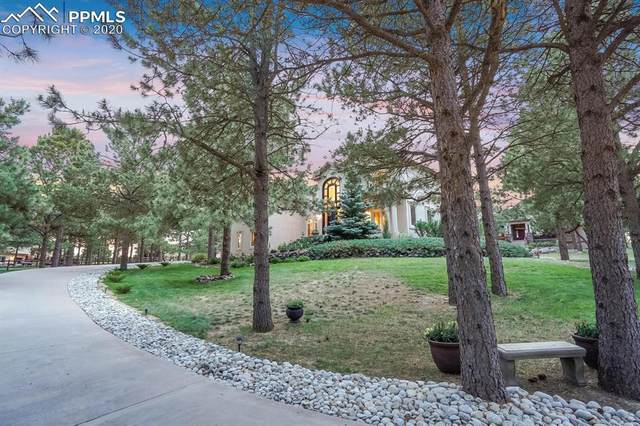 345 Lions Head Drive, Monument, CO 80132 (#9444429) :: Action Team Realty