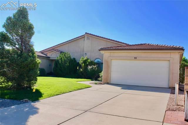 92 S Villa Del Sol Court, Pueblo West, CO 81007 (#9445831) :: 8z Real Estate