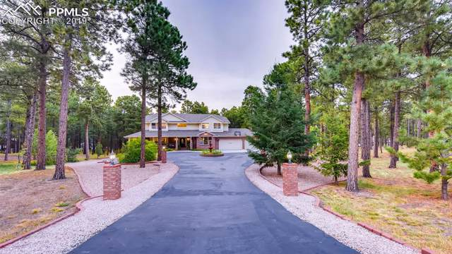 17415 Charter Pines Drive, Monument, CO 80132 (#9446966) :: Harling Real Estate