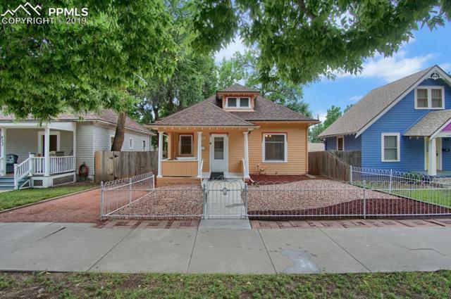 919 E St Vrain Street, Colorado Springs, CO 80903 (#9448678) :: Action Team Realty