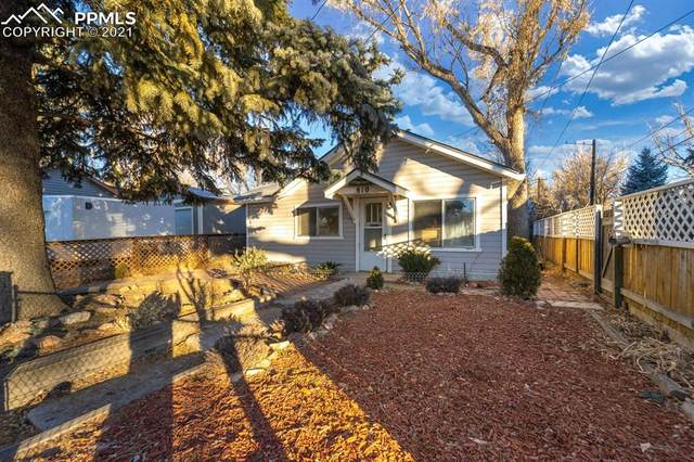 810 E Espanola Street, Colorado Springs, CO 80907 (#9452461) :: The Treasure Davis Team