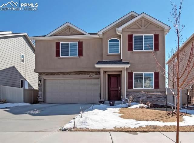 7247 Cedar Brush Court, Colorado Springs, CO 80908 (#9454625) :: The Kibler Group