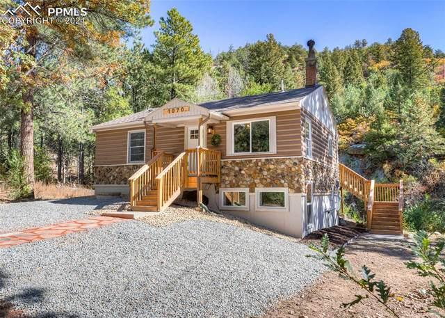 1070 Rock Creek Canyon Road, Colorado Springs, CO 80926 (#9457362) :: Relevate | Denver