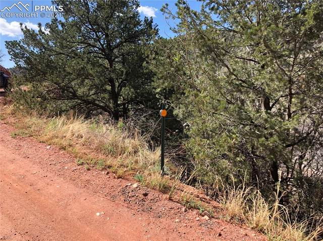 Burns Road, Colorado Springs, CO 80829 (#9457907) :: Action Team Realty