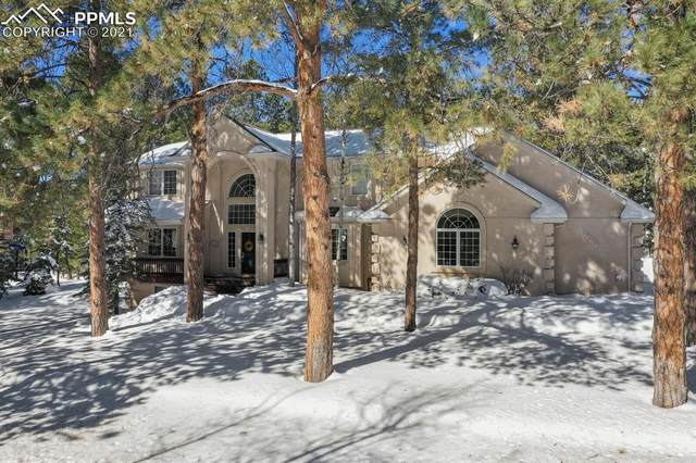 19090 Royal Archers Lane, Monument, CO 80132 (#9459832) :: The Gold Medal Team with RE/MAX Properties, Inc