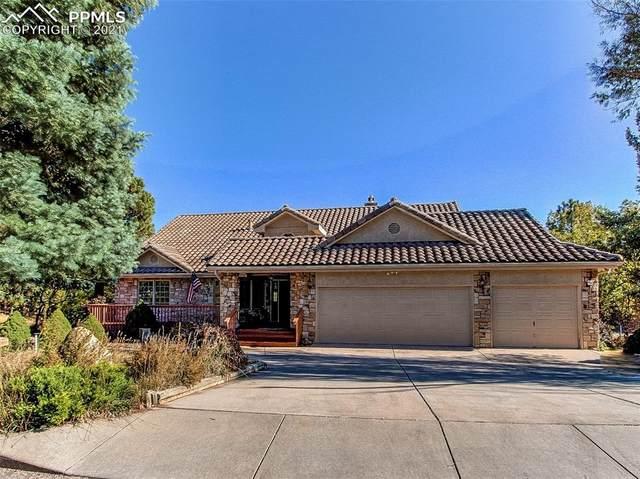 3276 S Electra Drive, Colorado Springs, CO 80906 (#9460235) :: The Treasure Davis Team | eXp Realty