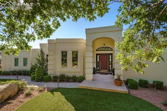245 Thames Drive, Colorado Springs, CO 80906 (#9460286) :: Finch & Gable Real Estate Co.