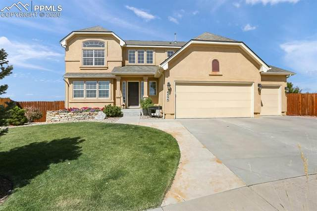 6494 Coyote Ridge Court, Colorado Springs, CO 80923 (#9461495) :: Tommy Daly Home Team