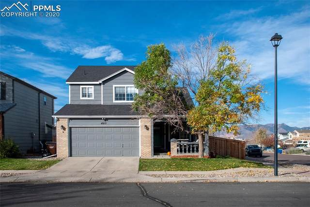 4915 Slickrock Drive, Colorado Springs, CO 80923 (#9462460) :: 8z Real Estate
