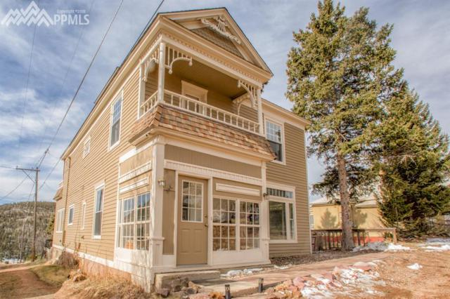 410 Lee Avenue, Victor, CO 80860 (#9463869) :: Jason Daniels & Associates at RE/MAX Millennium