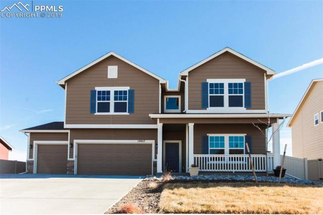 10917 Hidden Prairie Parkway, Fountain, CO 80817 (#9464607) :: Jason Daniels & Associates at RE/MAX Millennium
