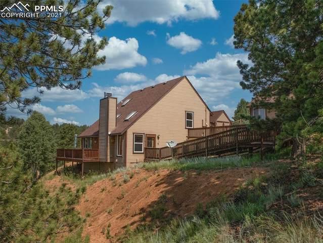 585 Maroon Lake Circle, Divide, CO 80814 (#9468307) :: Finch & Gable Real Estate Co.