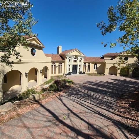 4355 Stone Manor Heights, Colorado Springs, CO 80906 (#9468502) :: The Treasure Davis Team
