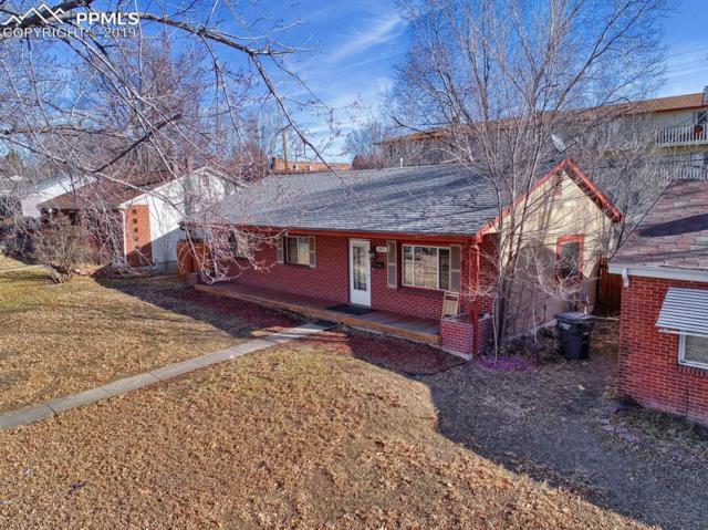 2419 N Meade Avenue, Colorado Springs, CO 80907 (#9470822) :: Jason Daniels & Associates at RE/MAX Millennium